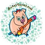 Art Smart Piggy