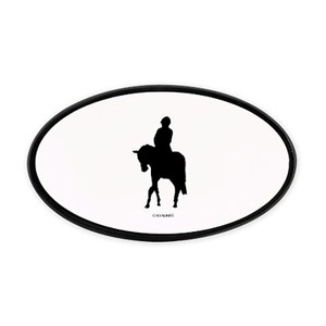 Oval Hitch Covers