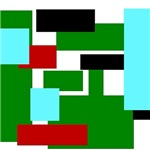 colorful rectangles-one Design, many colors