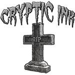 Cryptic Ink Tombstone