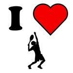I Heart Tennis