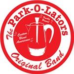 Park-O-Lators Round Logo