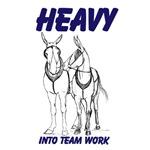 Draft Mule Teams