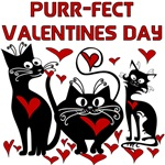 Purr-fect Valentines Day