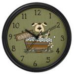 Cat & Dog Wall Clocks
