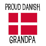 Proud Danish Grandpa