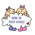 Mom of Twin Girls