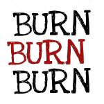 Burn Burn Burn Dieting T-shirts and Gifts