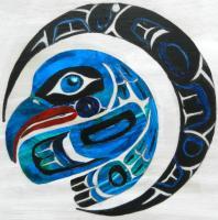 Eagle Totem Zodiac-Algonquin