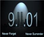 9-11 Never Forget Never Surrender