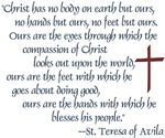 Teresa of Avila Quote
