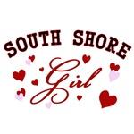 South Shore Girl T-Shirts