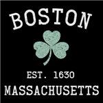 Boston Massachusetts T-Shirts