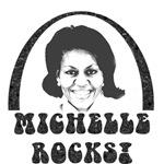 Michelle Obama Rocks