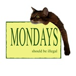 Mondays Should Be Illegal