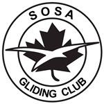 SOSA - Black logo/white background