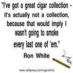 Quotes Cigar Shirts