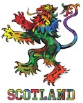 Lion Rainbow Scotland