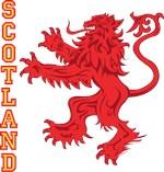 Lion Red Scotland