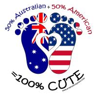 Australian American Baby