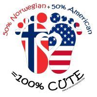 Norwegian American Baby