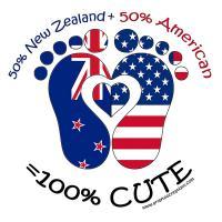 New Zealand American Baby