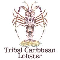 Tribal Caribbean Lobster