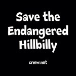 Save the Endangered Hillbilly