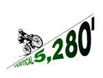 5,280' of climbing