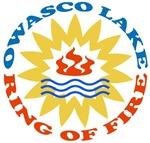 Owasco Lake Ring of Fire
