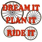 Dream it. Plan it. Ride it.