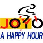 JOY is a happy hour