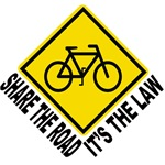 Share the Road - It's the Law
