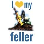 I Love My Feller