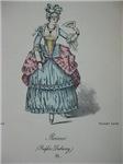 Georgian Dress Plate