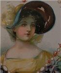Regency Colonial Lady