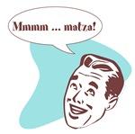 Retro Passover Matza Tees & Housewares