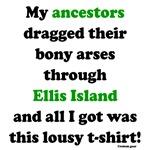 Ellis Island (Irish)