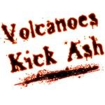 Volcanoes Kick Ash