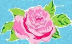Tropical Rose - Ocean