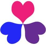 Tri-Bi-Hearts