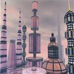 Sci Fi City 0