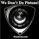 We Don't Do Pistons
