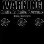 WARNING Contents Under Pressure
