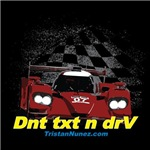 Dnt txt n drV Checkered Flag