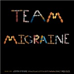 Team Migraine Shirts