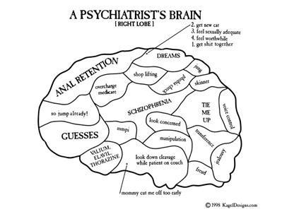 A Psychiatrist's Brain