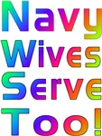 Navy Wives Serve too