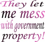 Government Property