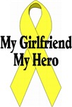 My girlfriend my Hero